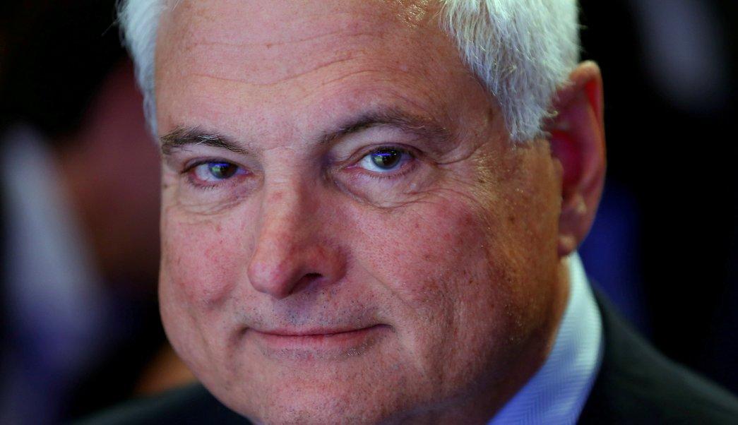 EU niega fianza expresidente Ricardo Martinelli