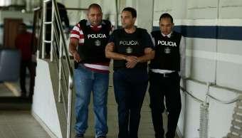 Fiscal Panamá detención Borge formalice extradición