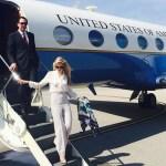 Steven Mnuchin utilizo avion gobierno ver eclipse solar