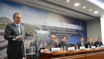 Sener presenta el Programa de Redes Eléctricas Inteligentes