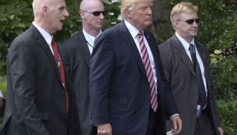 Servicio Secreto enfrenta crisis salarial por costosa protección a Trump