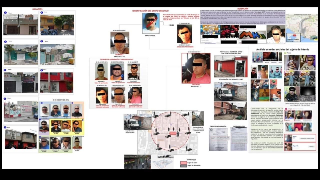 Detienen a colaborador cercano de líder criminal de Tláhuac