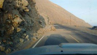 Sismo Peru deja persona muerta y dos heridos