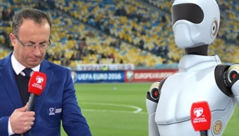 corea sur presenta soccerbot su primer robot periodista
