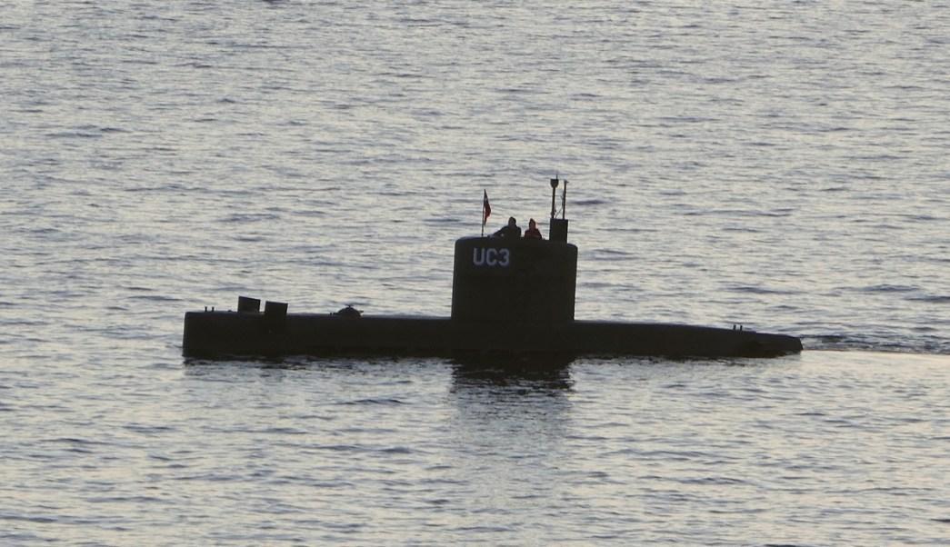 Dueño de submarino confiesa que arrojó al mar cuerpo de periodista sueca