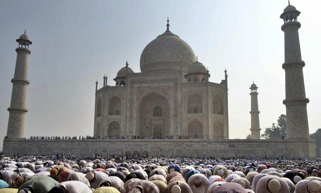 Seis abogados hacen dudar a India si el Taj Mahal es tumba o templo