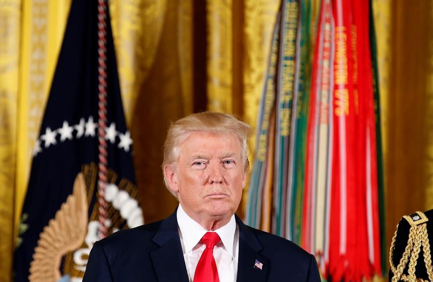 presidente estados unidos donald trump casa blanca
