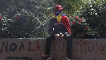 Protestas contra el gobierno de Venezuela
