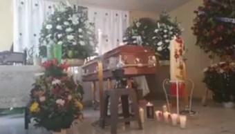 Velan al padre José Miguel Machorro en Puebla