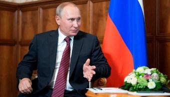 Estados Unidos califica inapropiada visita Putin Abjazia
