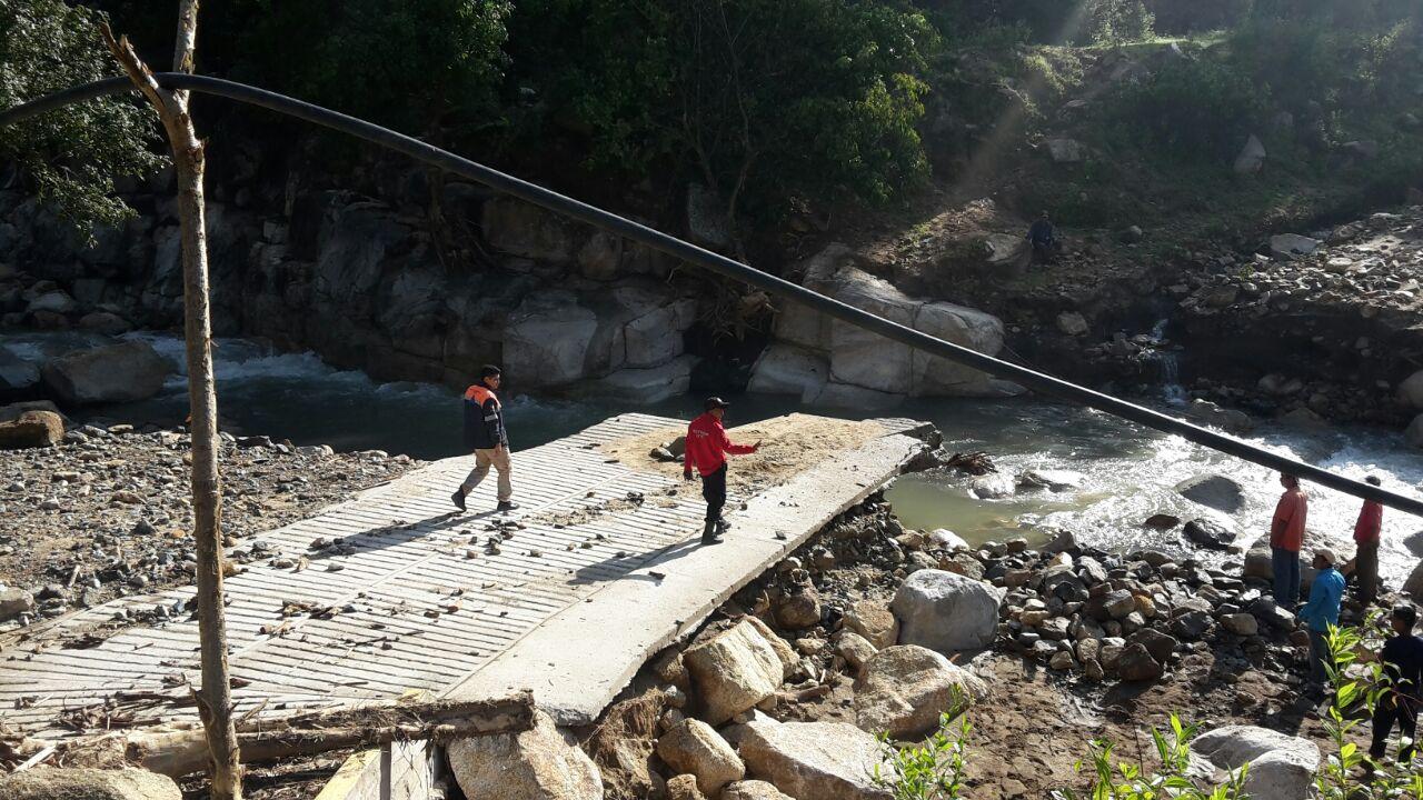 Protección Civil Guerrero verifica daños en 32 vivienda por lluvias en Tixtla