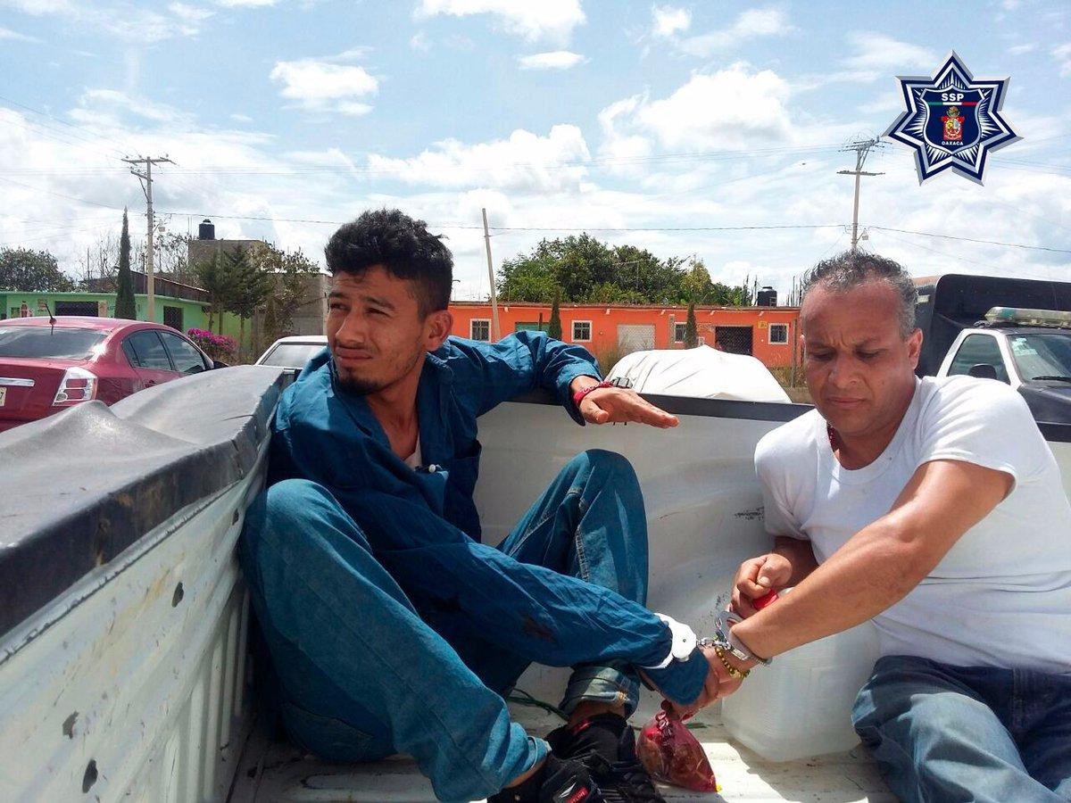 Se fugan dos reos de penal de Miahuatlán, Oaxaca
