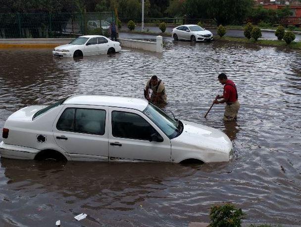 Autoridades en Zacatecas mantienen alerta ante pronóstico de fuertes lluvias