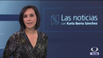 noticias Karla Iberia Programa 1 septiembre