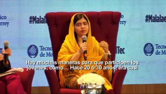 Malala Yousafzai rechaza idea de construir un muro en la frontera