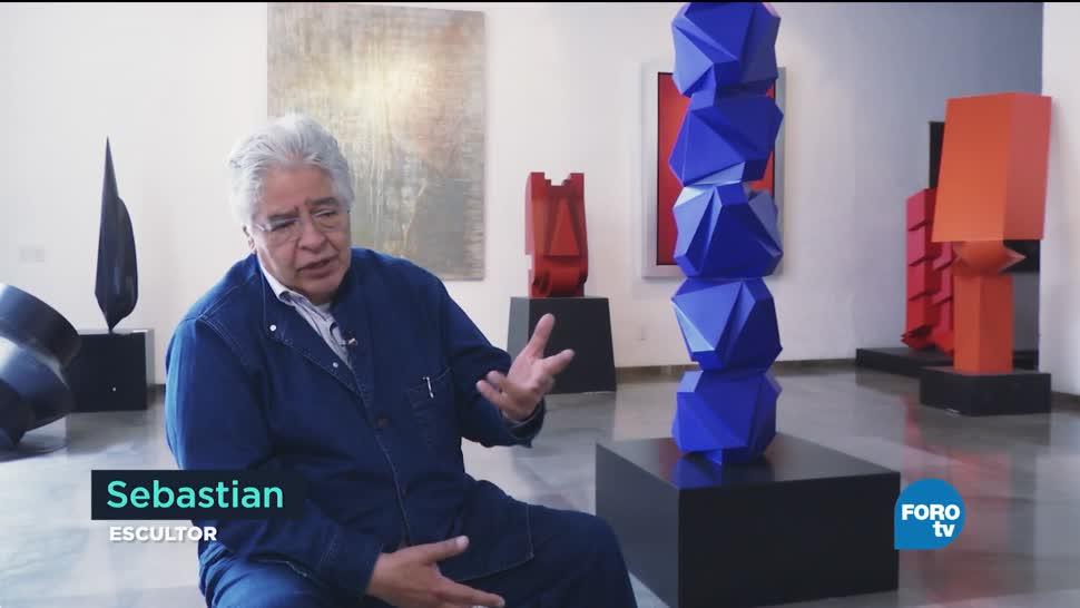Transformación de las esculturas de Sebastián