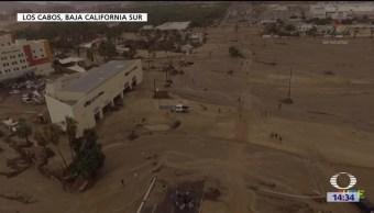 Cientos Familias Perdieron Lidia Labores De Limpieza Baja California Sur