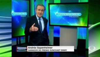 Oppenheimer: programa del 2 de septiembre de 2017