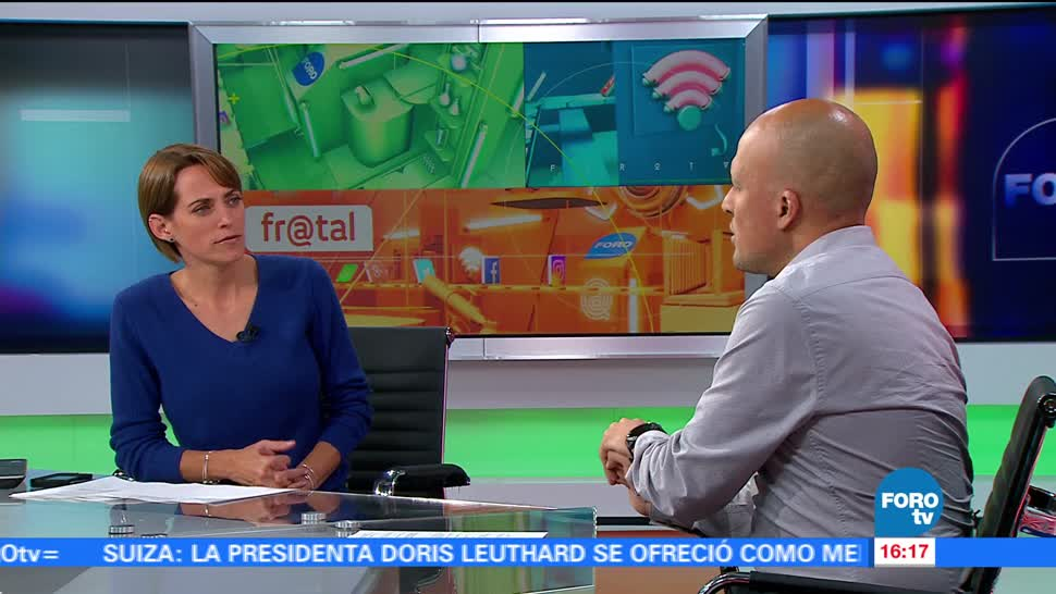 Noticieros Televisa, Noticias, FOROtv, Fractal, Televisa News, Ana Francisca Vega, Fractal
