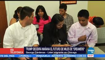 Hemos Fallado Dreamers Líder Migrante Chicago George Cárdenas Líder Migrante En Chicago