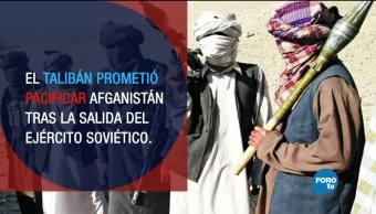 Qué es el Talibán organización terrorista