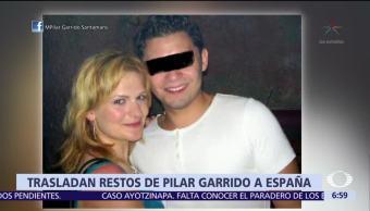 Restos Pilar Garrido Llegar España