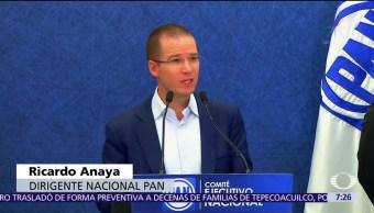 Consejo Nacional PAN Aprueba Frente Amplio