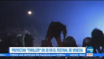 Proyectan, Thriller, 3D, Festival