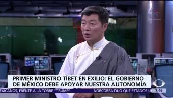 Lobsang, Sangay, premier, Tíbet