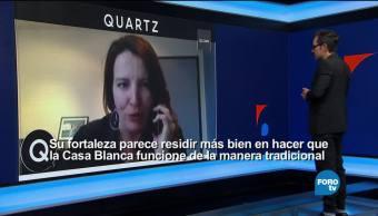 Genaro Lozano entrevista a Heather Timmons
