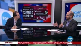 Narrativas de los sismos en México