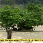 El paso de Katia por Veracruz, Tamaulipas y Puebla