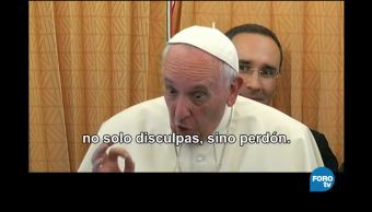 Francisco manda mensajes de apertura a grupos LGBT
