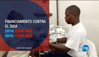 Aumenta la incidencia de SIDA en África
