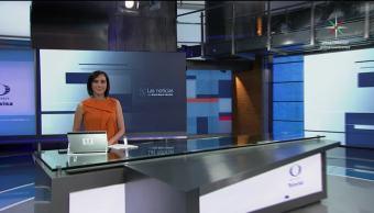 Las noticias, con Karla Iberia: Programa del 12 de septiembre 2017