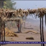 estragos, huracán, Katia, Veracruz