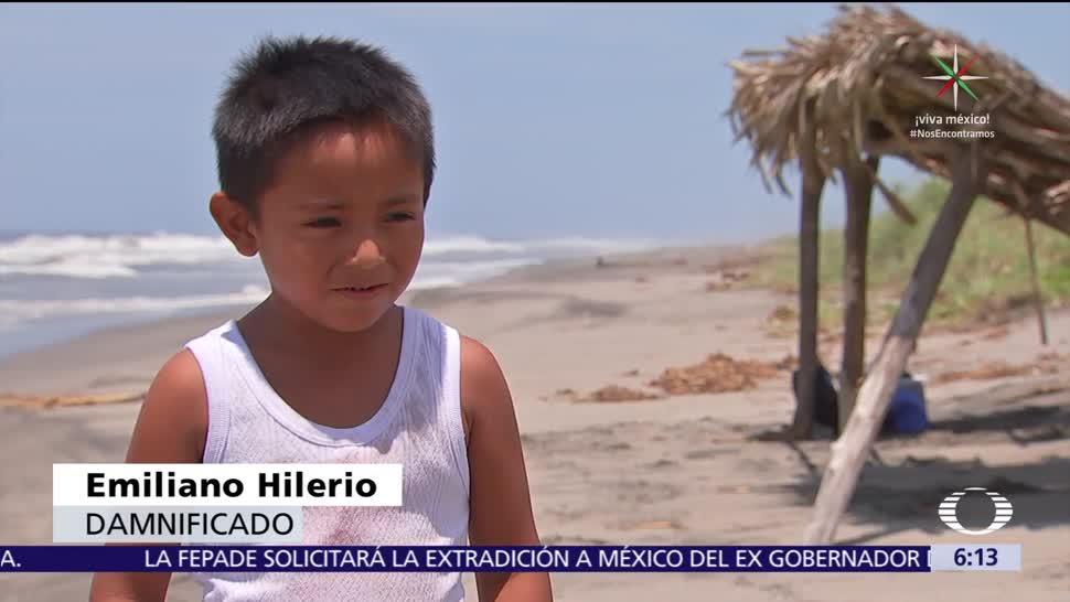 Mapastepec, comunidad, pescadores, Chiapas