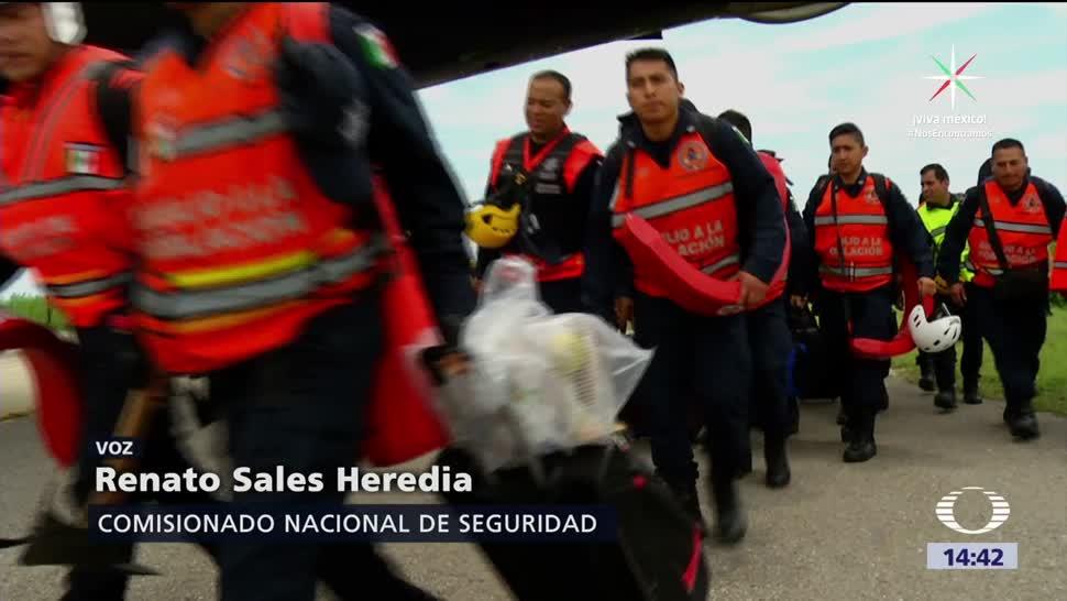 Policía Federal vigilará municipios afectados en Oaxaca