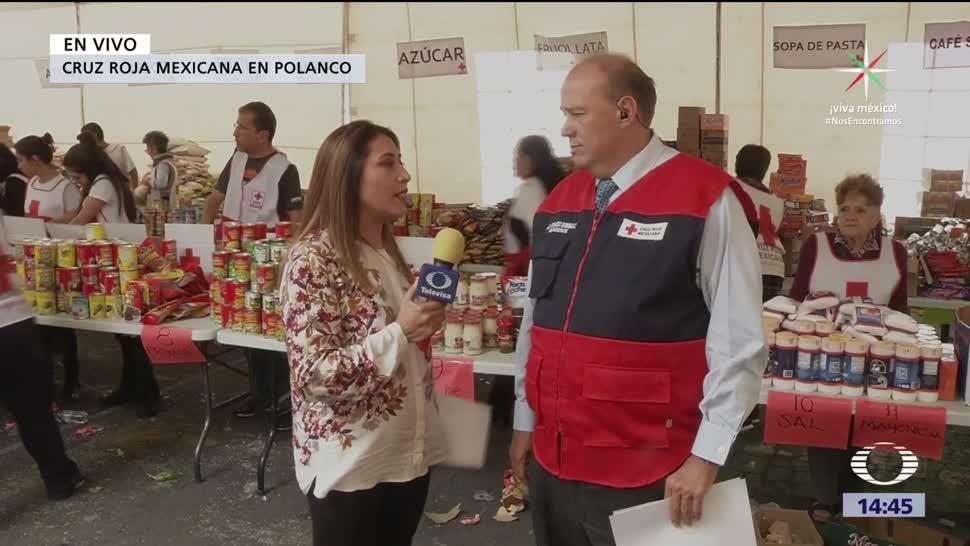 La Cruz Roja es totalmente transparente Fernando Suinaga