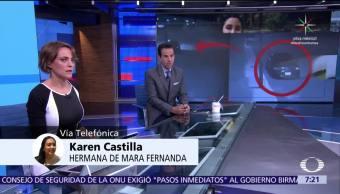 Hermana de joven desaparecida en Puebla tras recorrido con Cabify pide ayuda