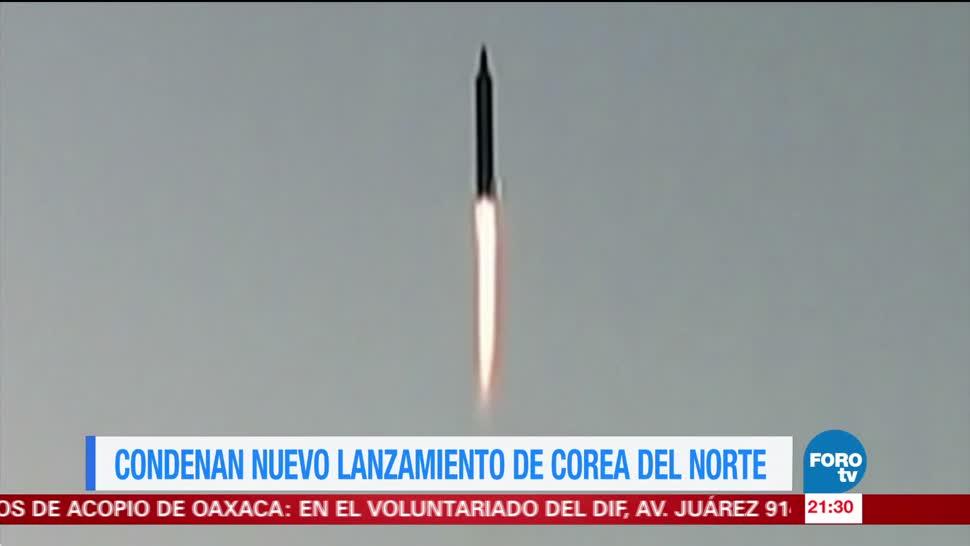 Consejo de Seguridad se reunirá tras lanzamiento norcoreano