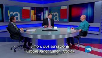 Leo Zuckermann entrevista a Simon Sebag Montefiore 3
