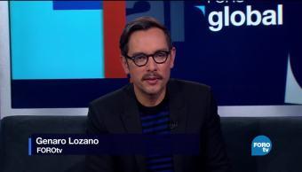 Genaro Lozano entrevista a Valeria Zepeda