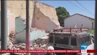 Pobladores continúan a la espera de peritos que evalúen daños del sismo en Juchitán