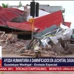 Juchitán mantiene cierre de negocios tras sismo