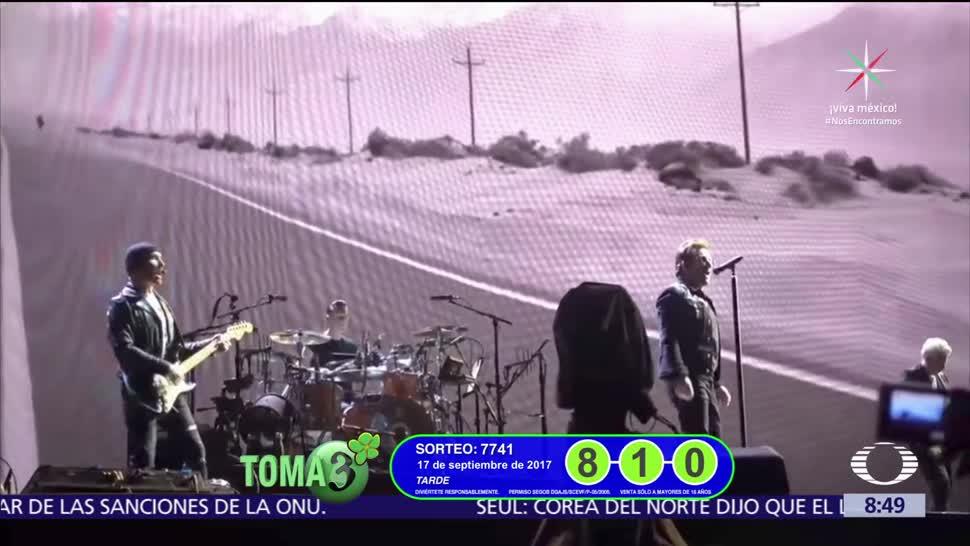 U2 cancela concierto en Missouri, Estados Unidos