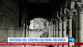 La historia del Centro Cultural Helénico