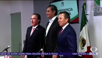 Colectivo 'Por una Fiscalía que sirva' se reúne con dirigencia del PRI