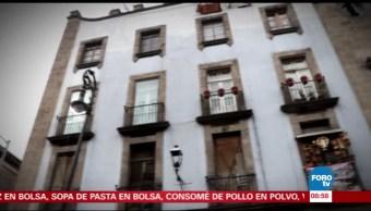 Restos del edificio de San Ramón Nonato