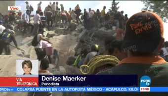 Epn Recibió Noticia Sismo Durante Vuelo Oaxaca